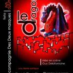 """L'affiche """"Le Dragon"""" 2020"""