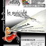 Le Suicidé – 2015